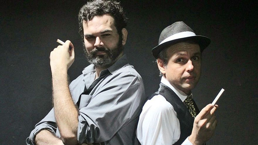 La nueva compañía El Antihéroe Teatro estrena su primera obra