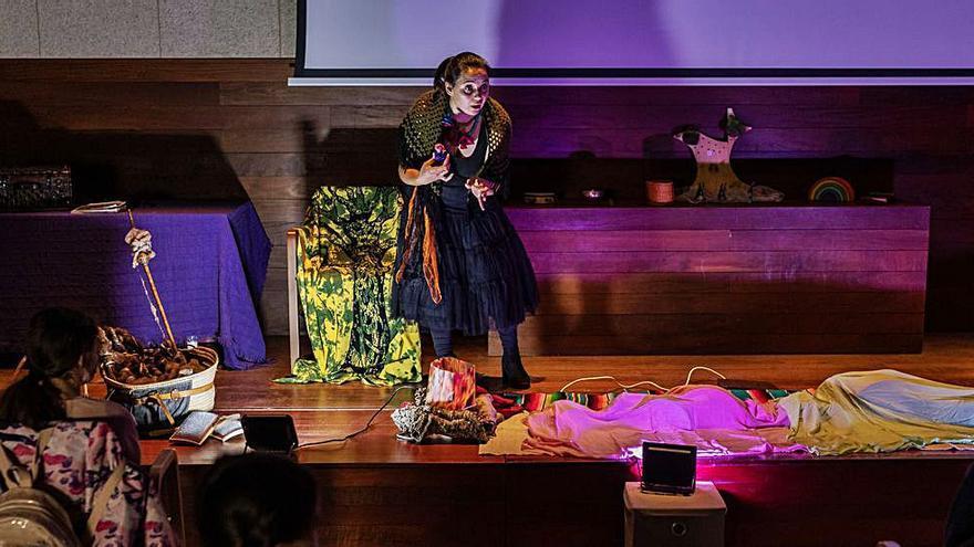 Cuentos para el invierno en Zamora, con la voz de Esmeralda Folgado
