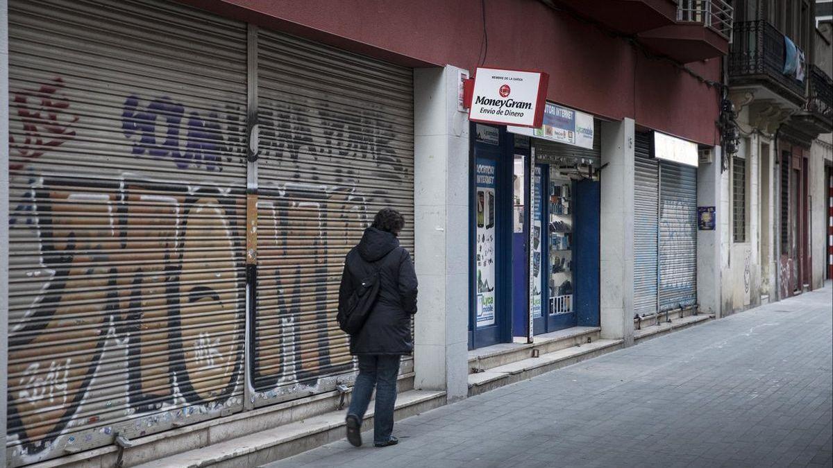 La caída de la actividad privada en enero augura una doble recesión en la zona euro