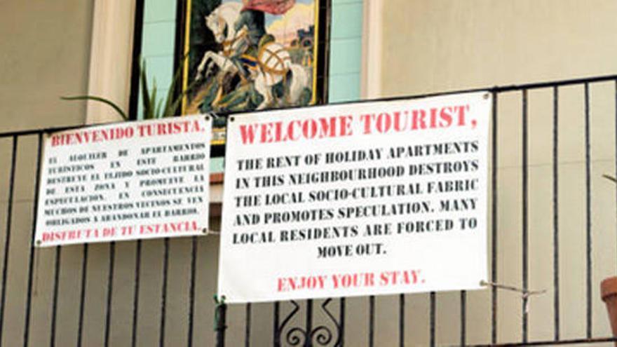 Gobierno y comunidades abordarán los alquileres turísticos en septiembre
