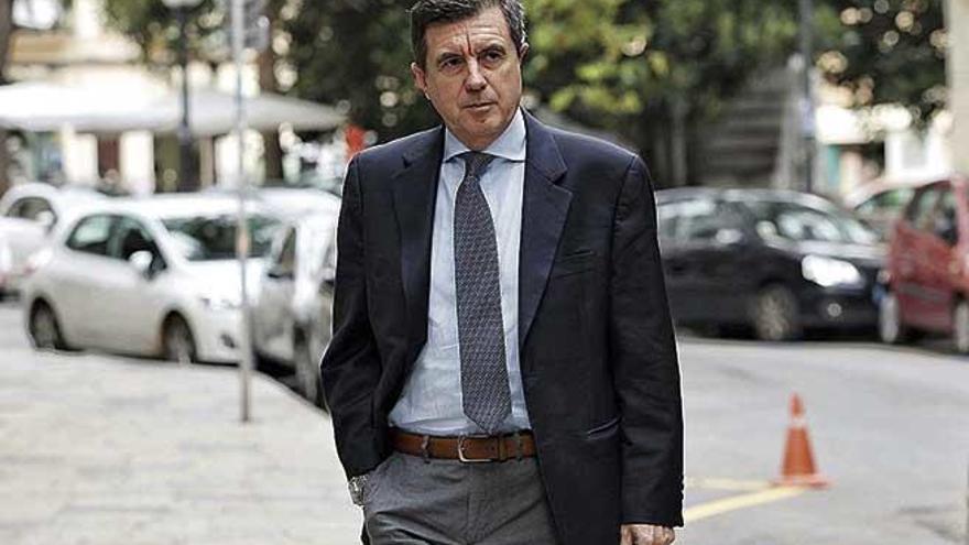 Jaume Matas podrá salir de la cárcel los fines de semana y 48 días al año
