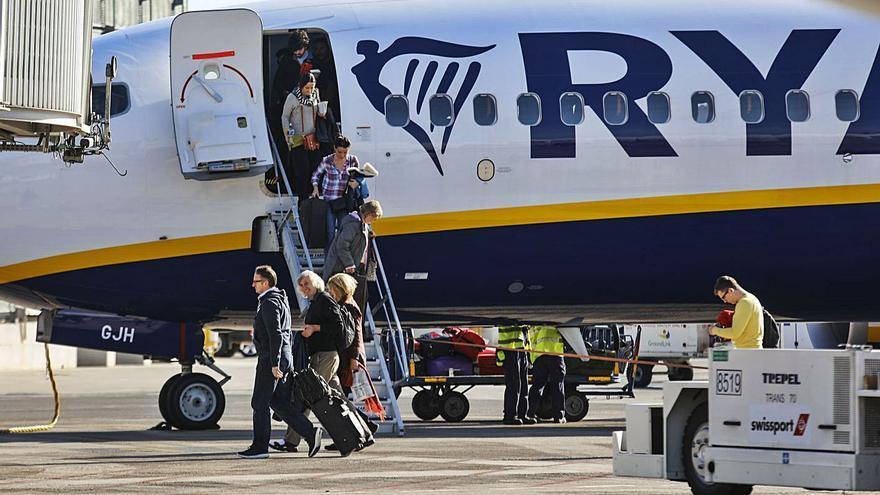 El aeropuerto de València multiplica por cinco sus rutas hasta el final del verano