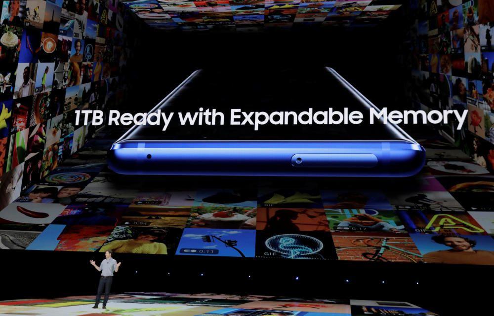 Presentación del Samsung Galaxy Note 9