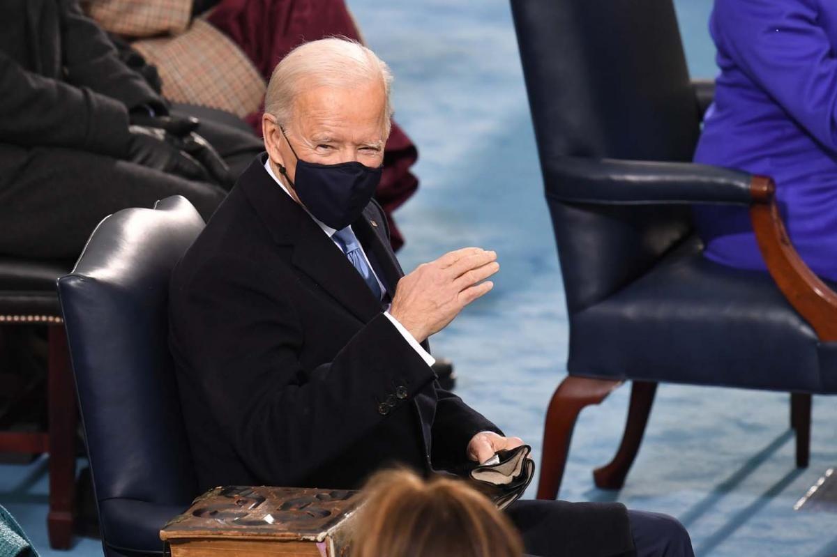Joe Biden nuevo presidente de los Estados Unidos