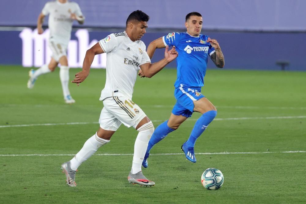 LaLiga Santander: Real Madrid - Getafe