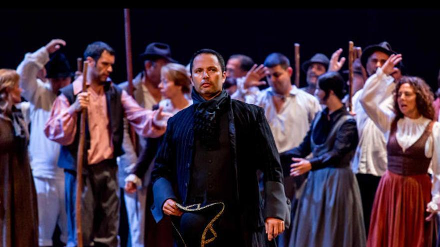 'La rebelión de los sureños' llega al Teatro Pérez Galdós