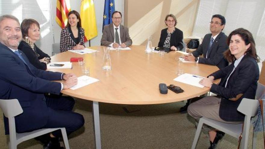 Els rectors de la Comunitat Valenciana demanen un canvi en el model de finançament