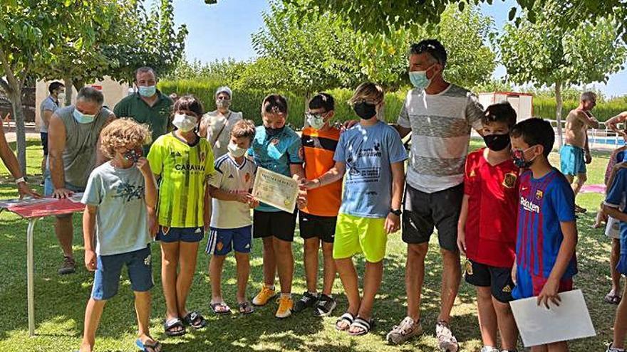 Boquiñeni celebra un gran fin de semana deportivo