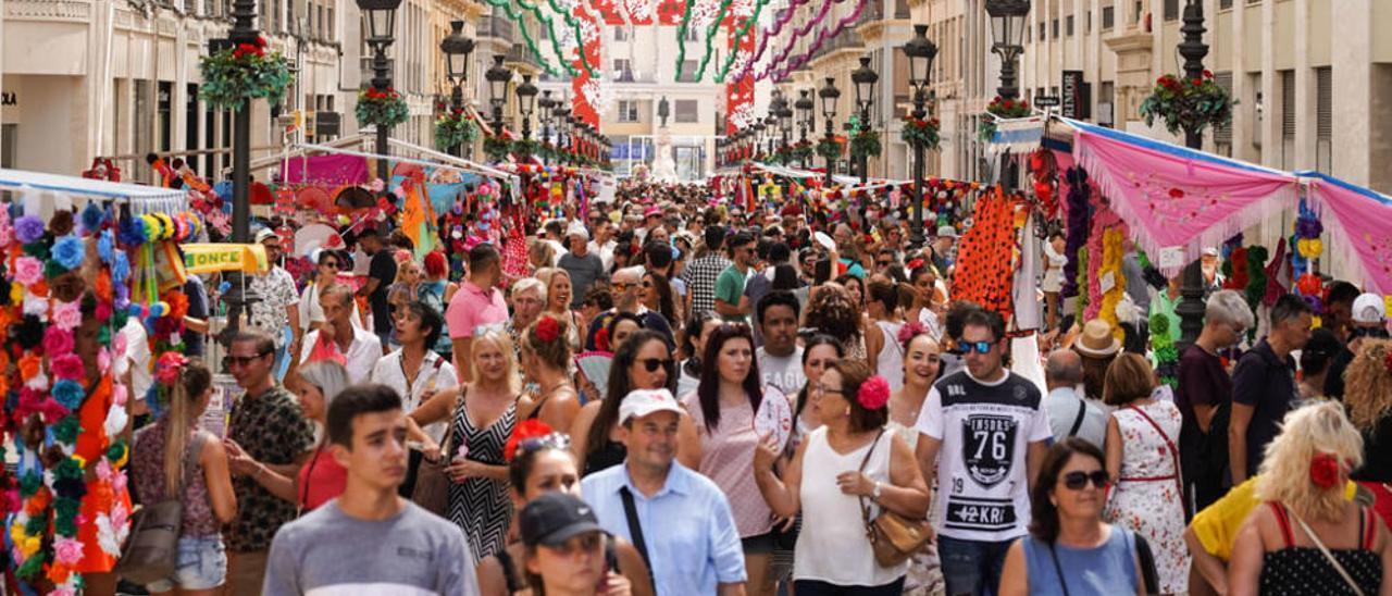 La hostelería y el comercio confían en que la Feria se celebre en septiembre