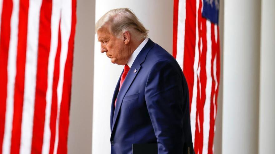 Trump segueix sense reconèixer la derrota però deixa entreveure que hi haurà un nou govern als EUA