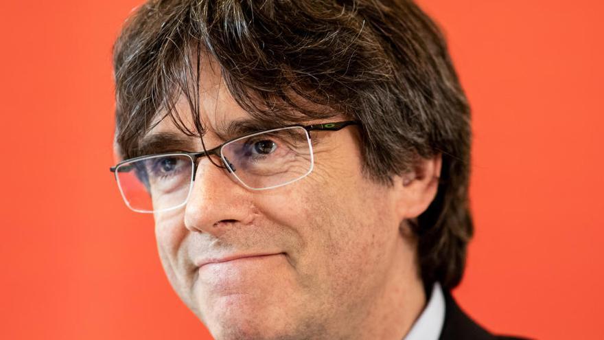 Puigdemont lleva al TJUE el rechazo a su iniciativa para sancionar a España