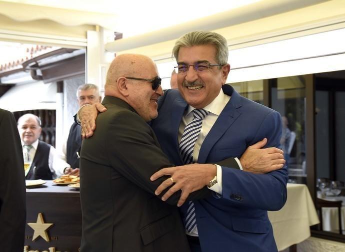 """""""Todos con Gran Canaria"""": la camiseta del cuadro tinerfeño"""
