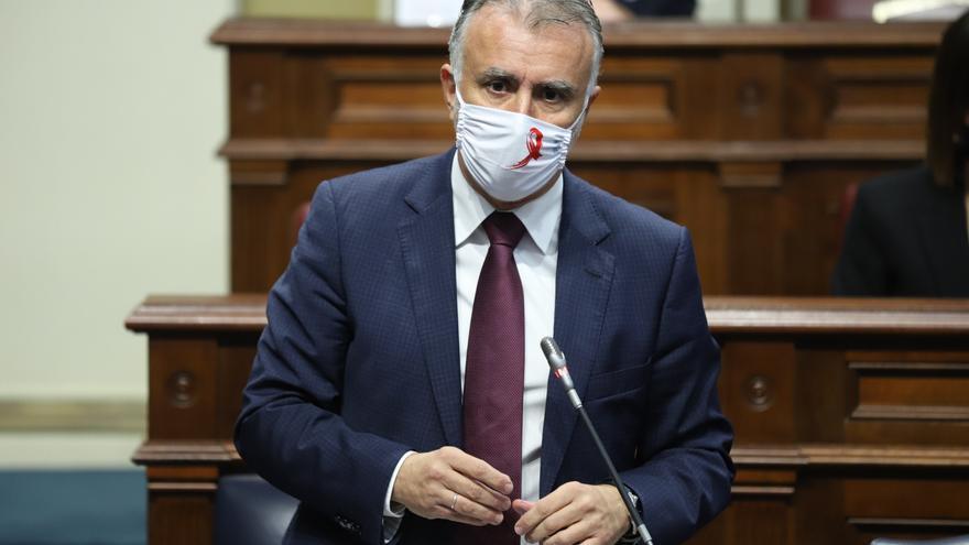 """Torres: """"Canarias está preparada para vacunar desde enero"""""""