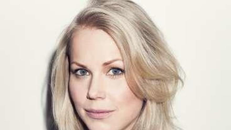 La periodista sueca Hanna Lindberg, tras los pasos de Stieg Larsson