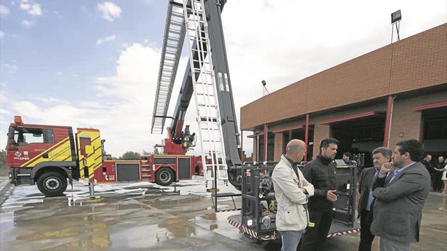 La Diputación de Castellón activará 175 efectivos para prevenir la gota fría