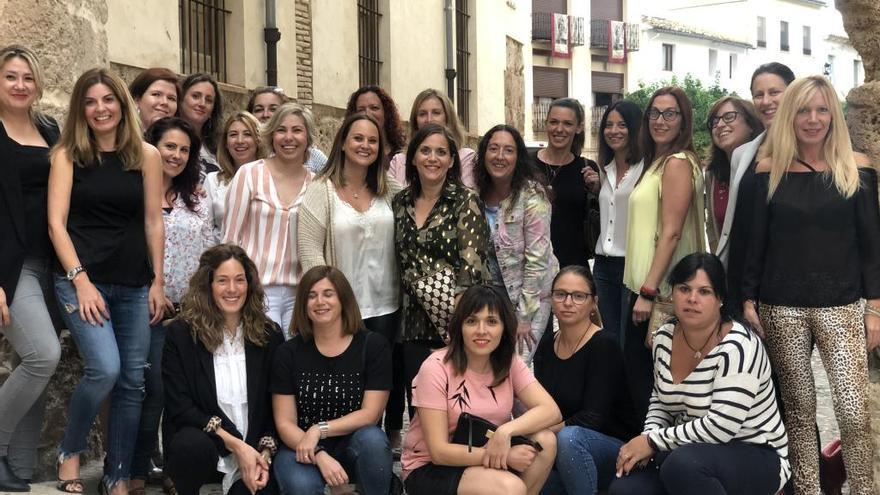 Las festeras de Albaida sortean cuatro Satisfyer en su Festa per la Igualtat