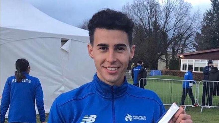 Víctor Ruiz y Sergio Jiménez logran la mínima para el Europeo de Glasgow