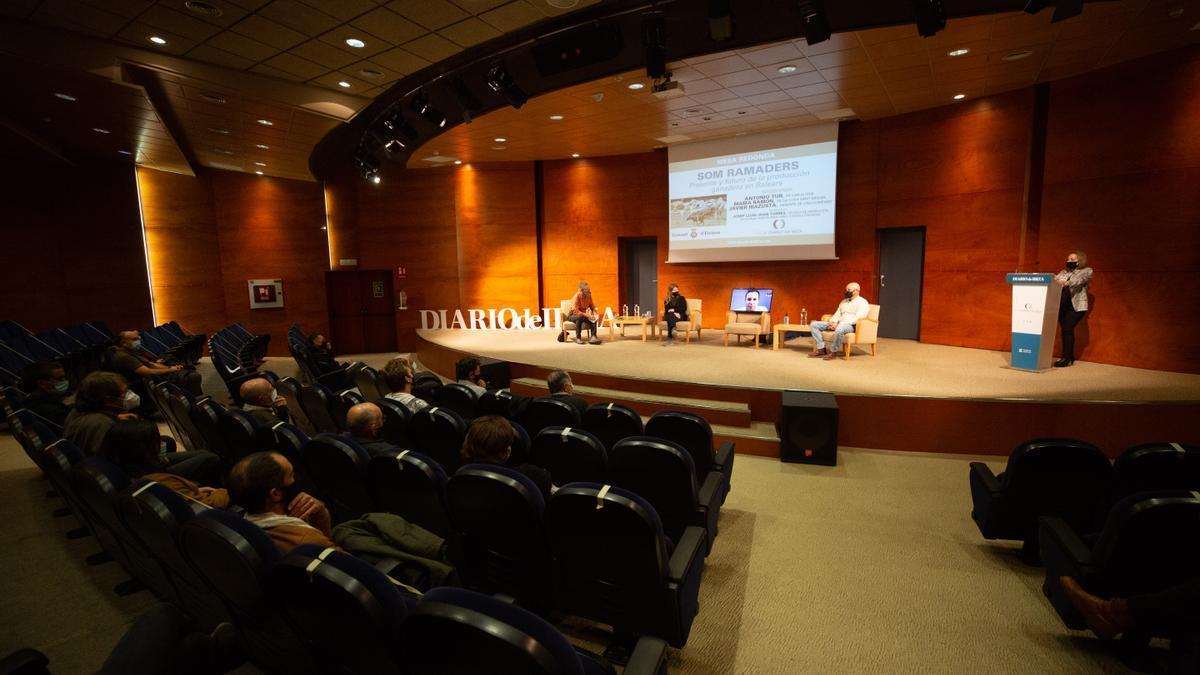 Diario de Ibiza en un evento anterior, en una imagen de archivo.