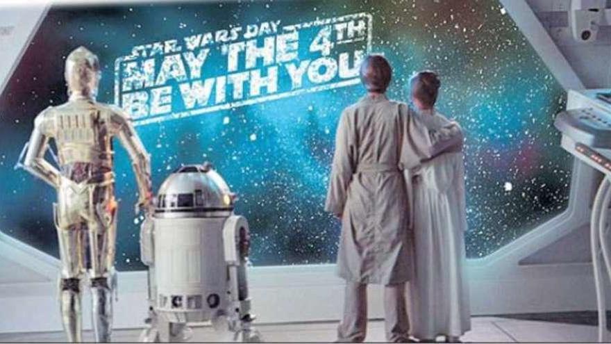 Día Mundial de 'Star Wars'