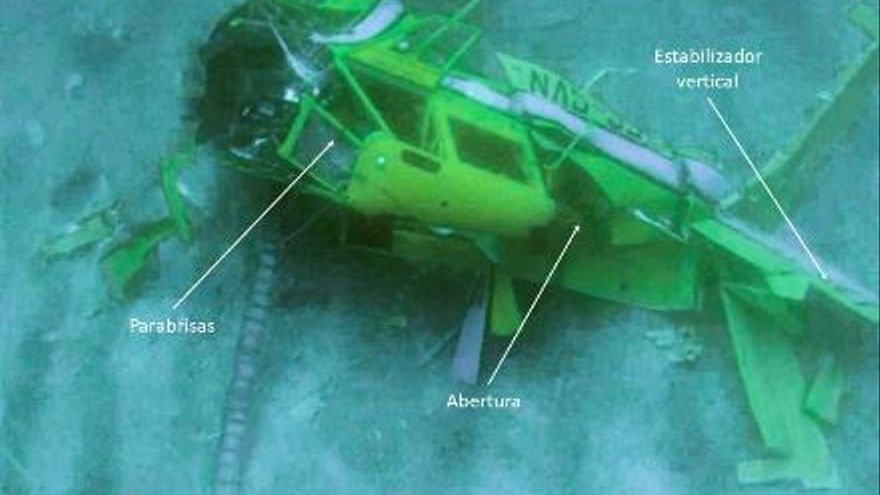 El misterioso giro mortal  de la avioneta delIbanat