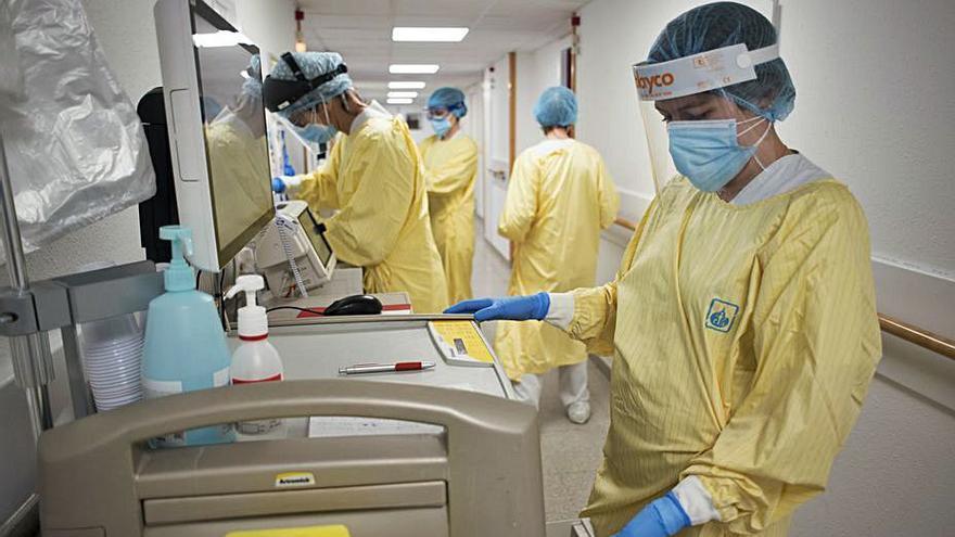 Catalunya s'apropa de nou al risc alt de rebrot amb l'augment dels contagis