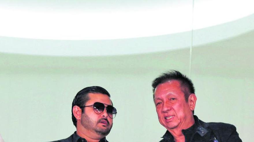 "Tunku Ismail busca ""gente de fútbol"""