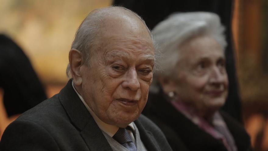 Jordi Pujol, hospitalitzat per una arrítmia cardíaca
