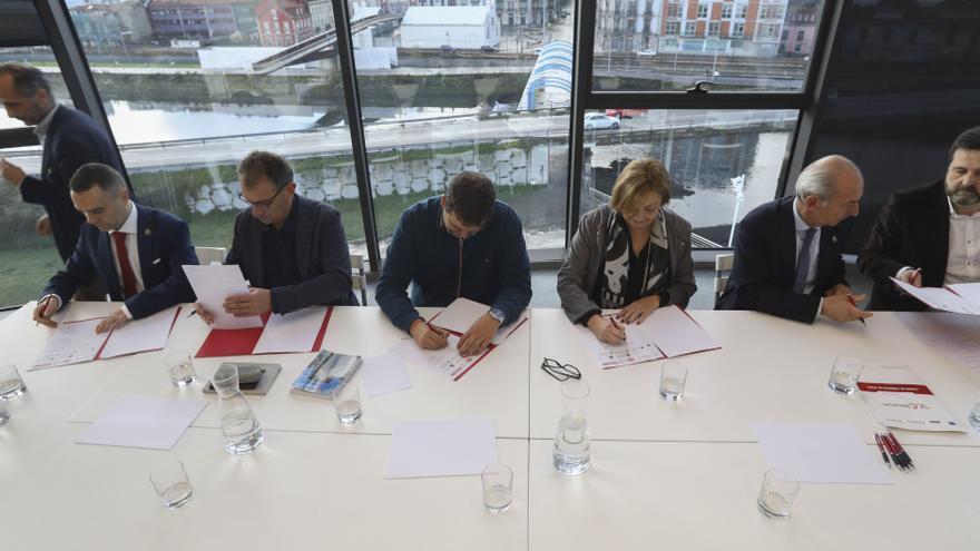 La Mesa por la Industria de Avilés se arma para influir sobre la política regional