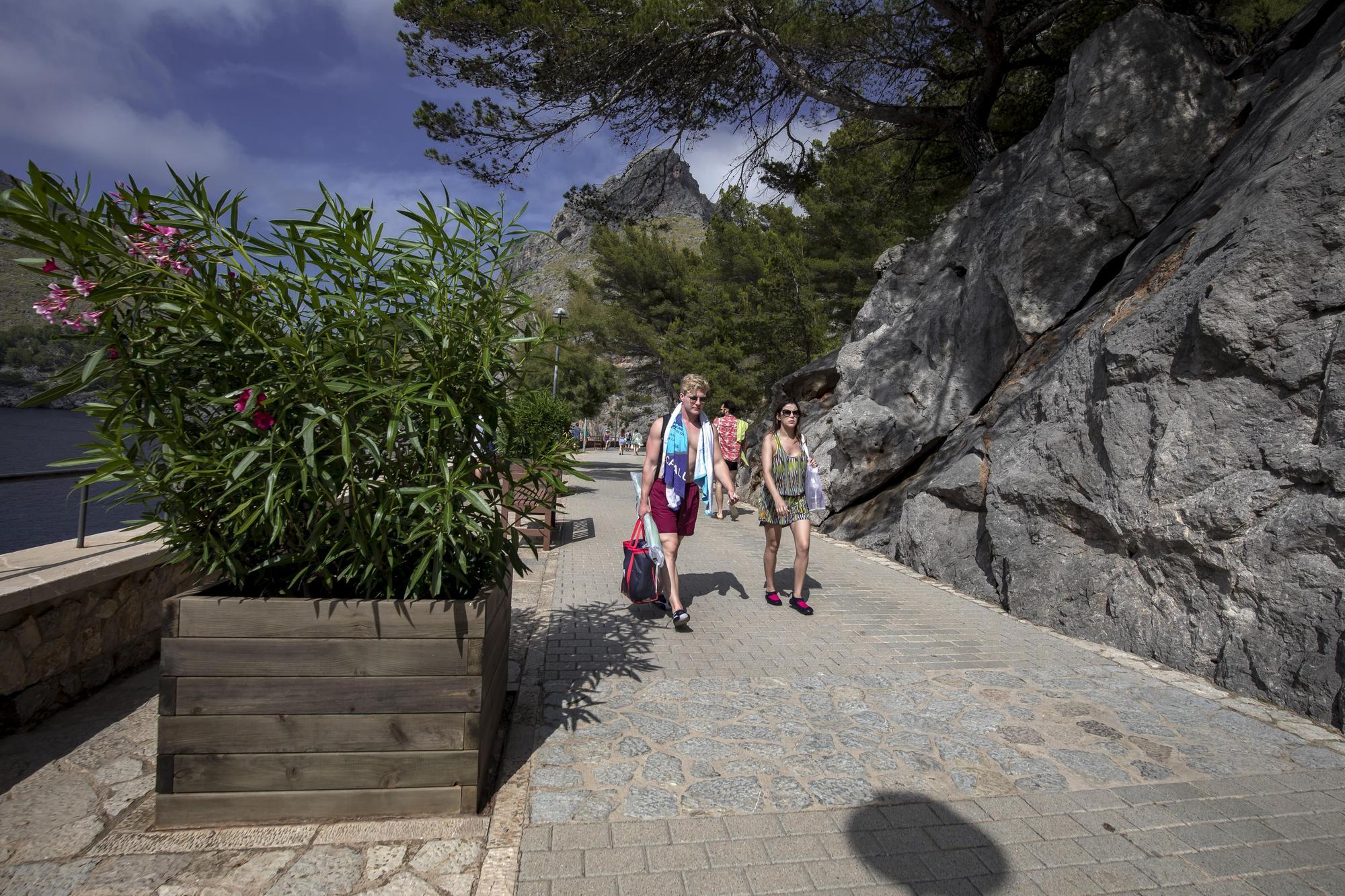 Sa Calobra, rincón mágico de la Serra de Tramuntana