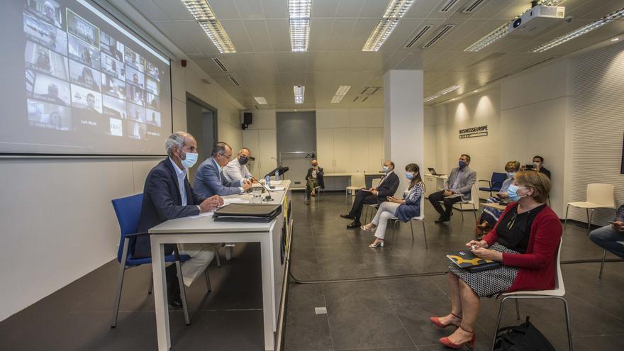 La CEV culpa al Gobierno del retraso de la prórroga de los ERTE