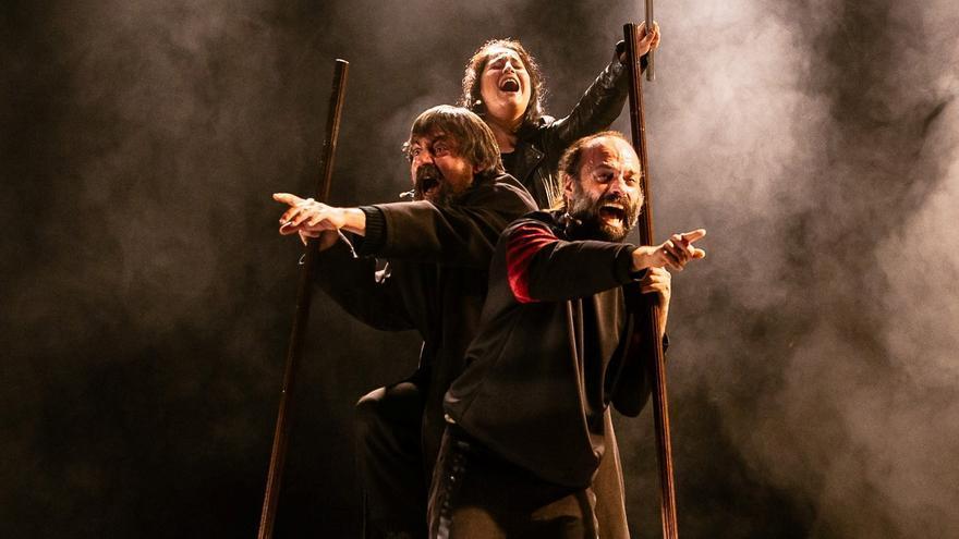 'Conquistadores', la aventura americana vista desde un divertido teatro del absurdo
