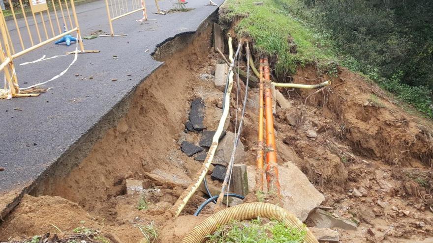 La Diputació finança desperfectes per causes meteorològiques en deu municipis gironins