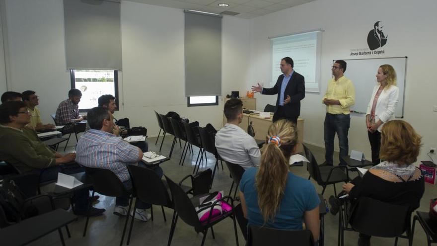 Diputación forma a 1.600 castellonenses a través de la Estrategia Provincial de Empleo