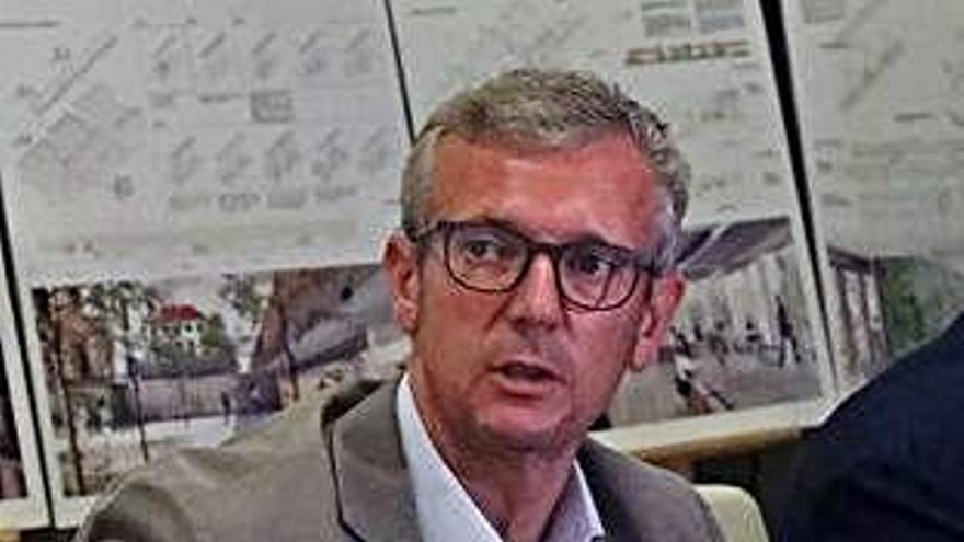 """Convertir San Caetano """"en la oficina del siglo XXI"""" costará 29 millones de euros"""