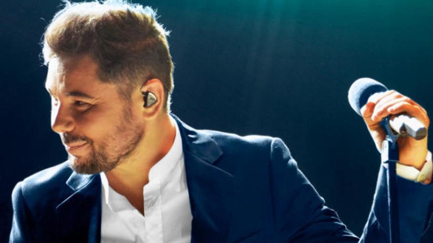 Aplazan hasta el 27 de junio el concierto de Miguel Poveda en Tenerife