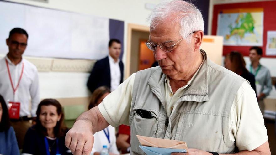 El PSOE gana las europeas con 7 escaños más que el PP, según un sondeo de C-Tel