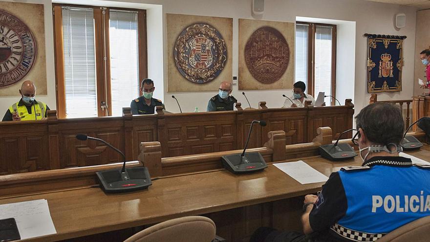 La Junta de Seguridad da el penúltimo paso para la integración de la Policía de Benavente en VIOGEN