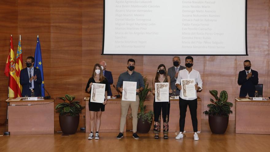 La UMH de Elche clausura un segundo curso académico marcado por la pandemia