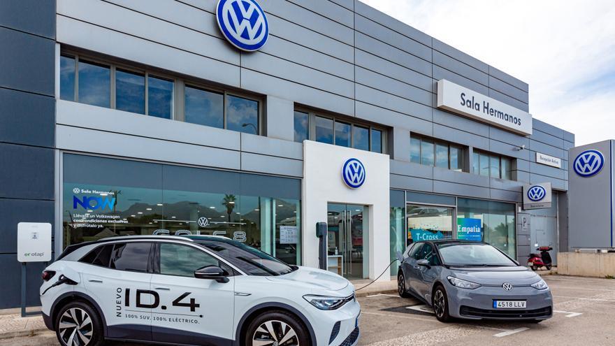 Sala Hermanos se suma a la era de la movilidad eléctrica con la gama ID. de Volkswagen