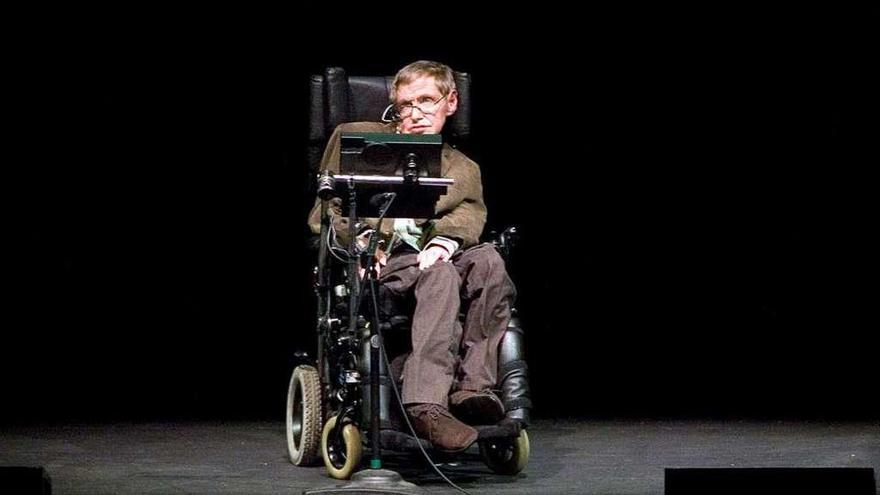 La ciencia despide a Stephen Hawking, el heredero de Einstein que no se rindió ante la ELA