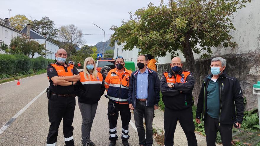 La Red Nacional de Radio de Emergencia se pone a punto en Sanabria