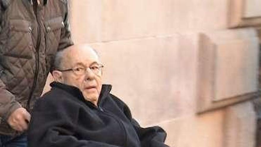Fèlix Millet, condenado por expoliar el Palau, sale de prisión al pagar 400.000 euros de fianza