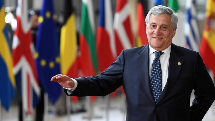 Brussel·les adverteix que l'acta de Puigdemont «és un problema d'Espanya»
