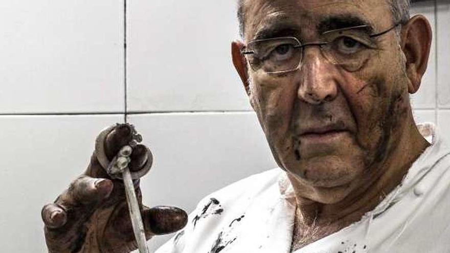 """Abraham García: """"Con la comida no se juega"""""""