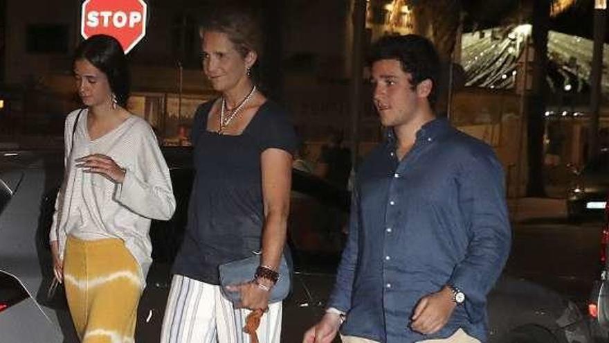 Victoria Federica de Marichalar y Borbón celebra su mayoría de edad con una fiesta por todo lo alto organizada por su hermano Froilán