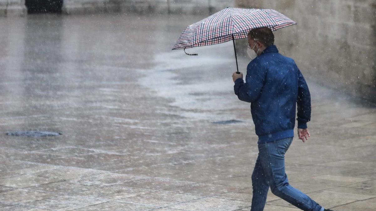 En 2019 llovió 18 litros por metro cuadrado menos que hace 50 años.