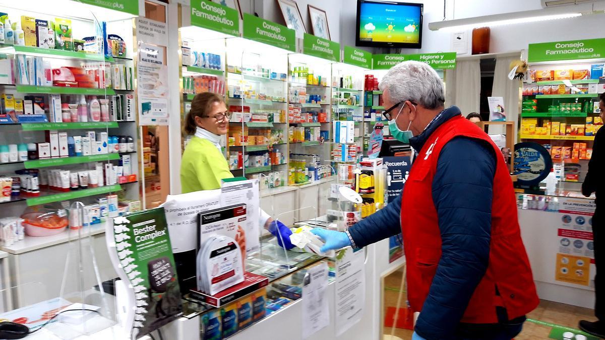 BALEARES.-Un total de 442 farmacias de Baleares concienciarán sobre el uso responsable de antibióticos