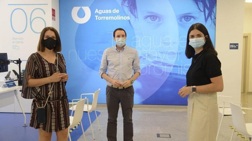 Aguas de Torremolinos refuerza la transformación digital de Atención al Cliente