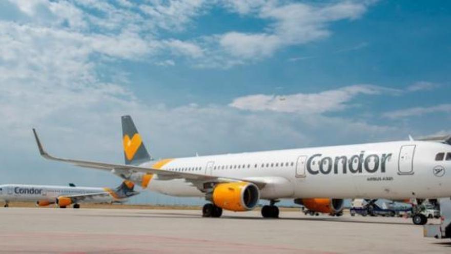 Auch Condor bietet wegen Coronavirus-Furcht kostenlose Stornierungen