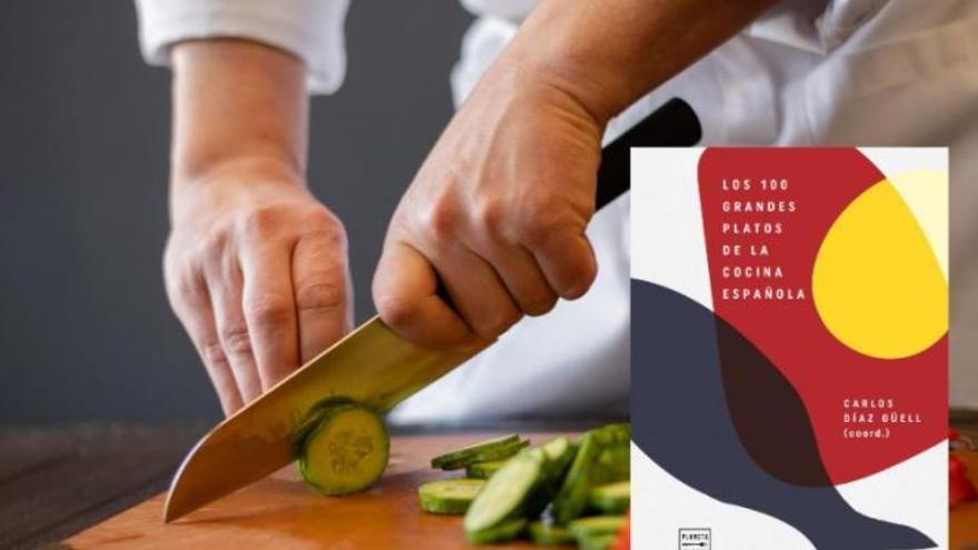 60 gastrónomos eligen por primera vez las 100 grandes recetas de la cocina de España